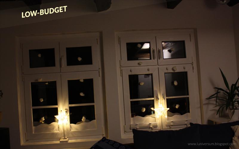 qu r durch 39 s luniversum low budget weihnachtliche. Black Bedroom Furniture Sets. Home Design Ideas